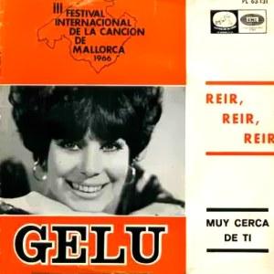 portada del disco III Festival de la Canción de Mallorca 1966