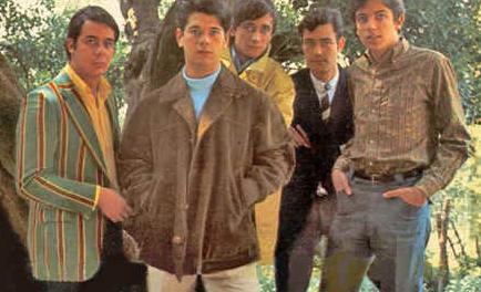 foto del grupo imagen del grupo Los Go-Go