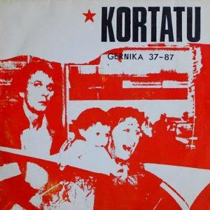 portada del disco Gernika 37-87