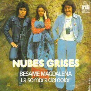 portada del disco Bésame Magdalena