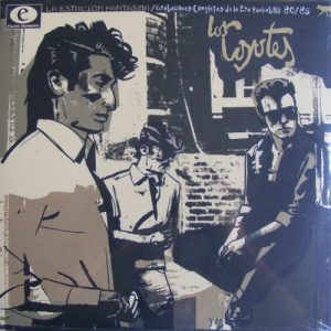 portada del disco La Estación Fantasma (1980-85 PunkaBilly Era)