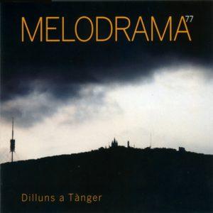portada del disco Dilluns a Tánger