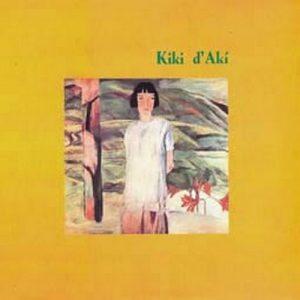 portada del disco Kiki d'Aki