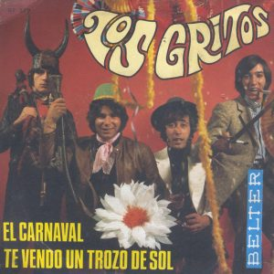 portada del disco El Carnaval / Te Vendo un Trozo de Sol