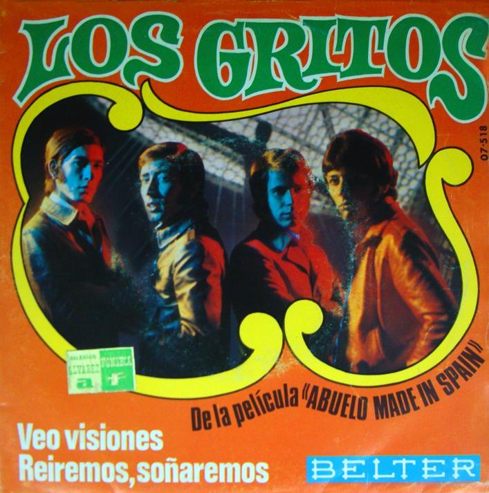 portada del disco De la Película Abuelo Made in Spain