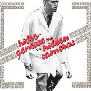 portada del disco Hidrogenesse vs. The Hidden Cameras