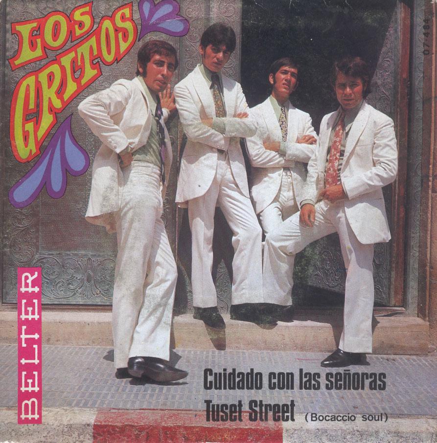 portada del disco Cuidado con las Señoras / Tusset Street