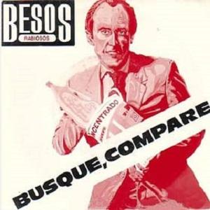 portada del disco Busque, Compare