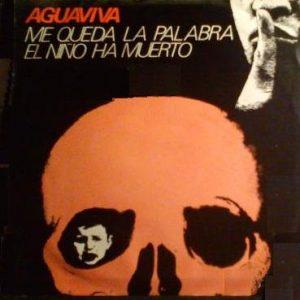 portada del disco Me Queda la Palabra / El Niño Ha Muerto