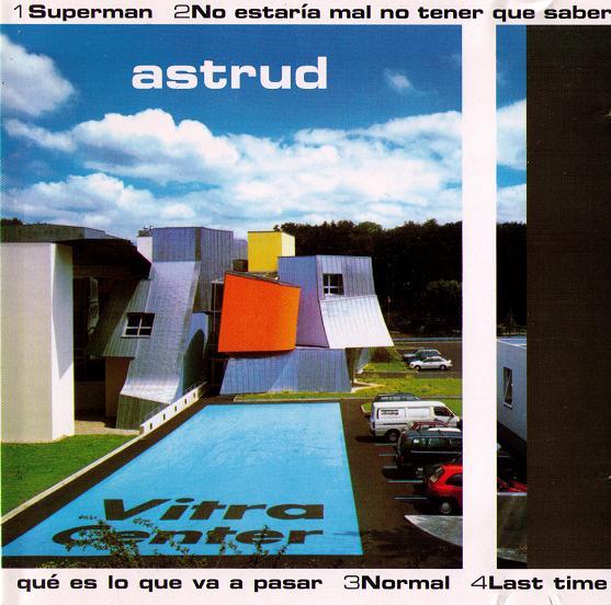 portada del disco Astrud