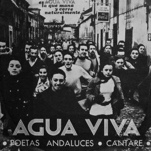 portada del disco Poetas Andaluces / Cantaré
