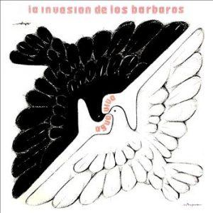 portada del disco La Invasión de los Bárbaros