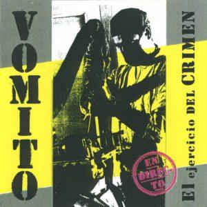 portada del disco El Ejercicio del Crimen