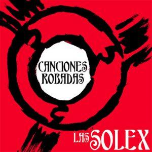 portada del album Canciones Robadas