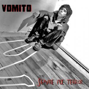 portada del disco Siempre fue Terror
