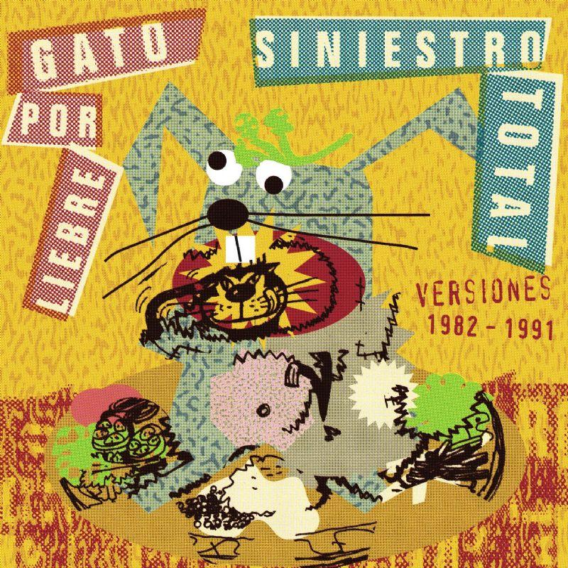 portada del album Gato por Liebre