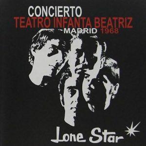 portada del album Concierto Teatro Infanta Beatriz