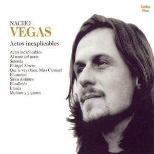 portada del album Actos Inexplicables (reedición)
