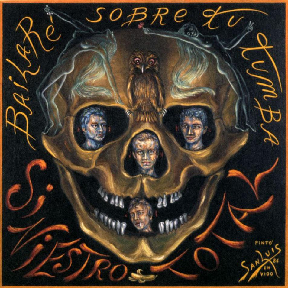 portada del disco Bailaré Sobre tu Tumba