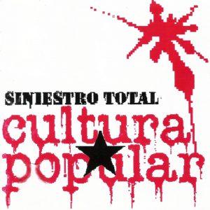 portada del disco Cultura Popular