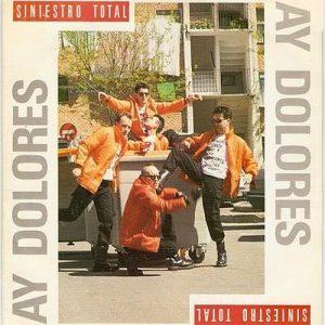 portada del disco Ay Dolores