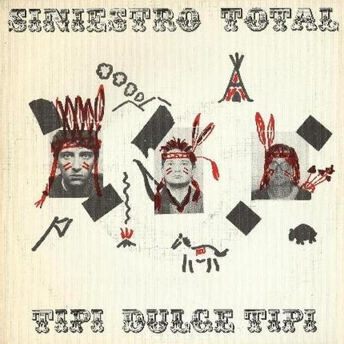 portada del album Tipi Dulce Tipi