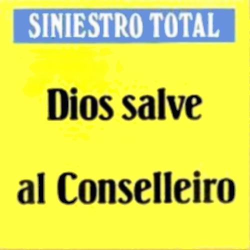 portada del album Dios Salve al Conselleiro