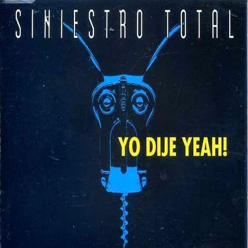 portada del album Yo Dije Yeah!