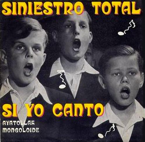 portada del album Si yo Canto