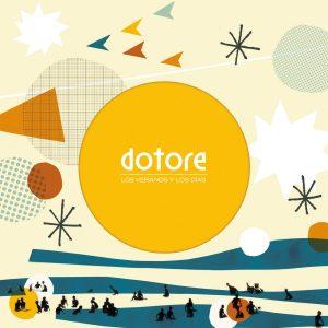 portada del disco Los Veranos y los Días