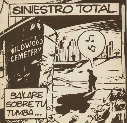 portada del album Bailaré Sobre tu Tumba / No me Lavo en la Vida