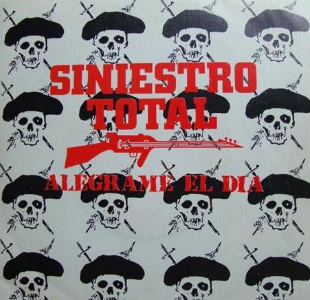 portada del album Alégrame el Día