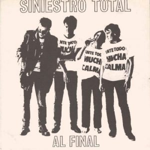 portada del disco Al Final