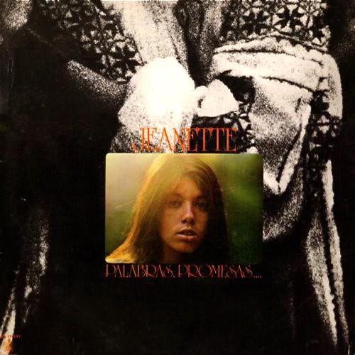 portada del disco Palabras, Promesas