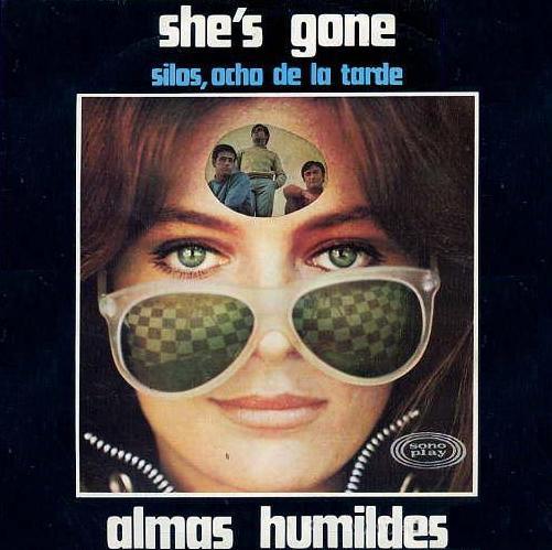 portada del disco She's Gone