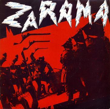 portada del album Zaramaren Erdian / Gasteizko Gaua