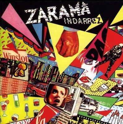 portada del album Indarrez