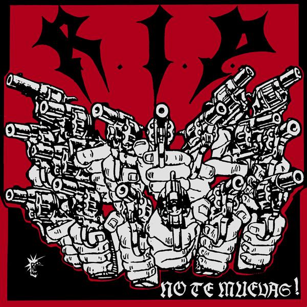 portada del album No te Muevas!