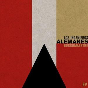 portada del disco Burgomaestre