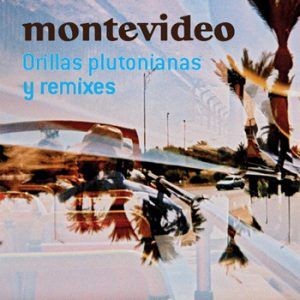 portada del disco Orillas Plutonianas y Remixes