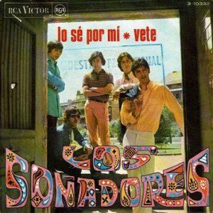portada del disco Lo Sé por Mí / Vete