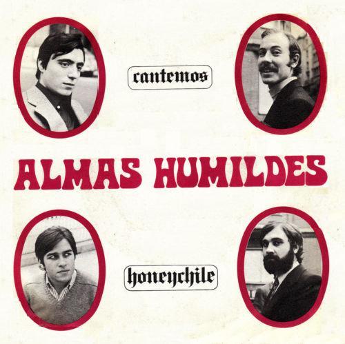 portada del disco Cantemos / Honeychile