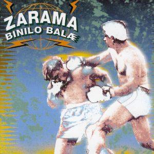 portada del disco Binilo Bala