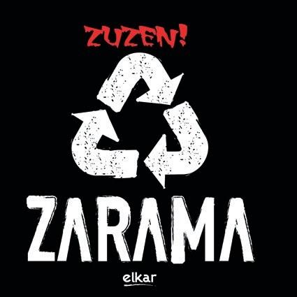 portada del album Zuzen