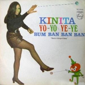 portada del disco El Yo-Yo Ye-Yé