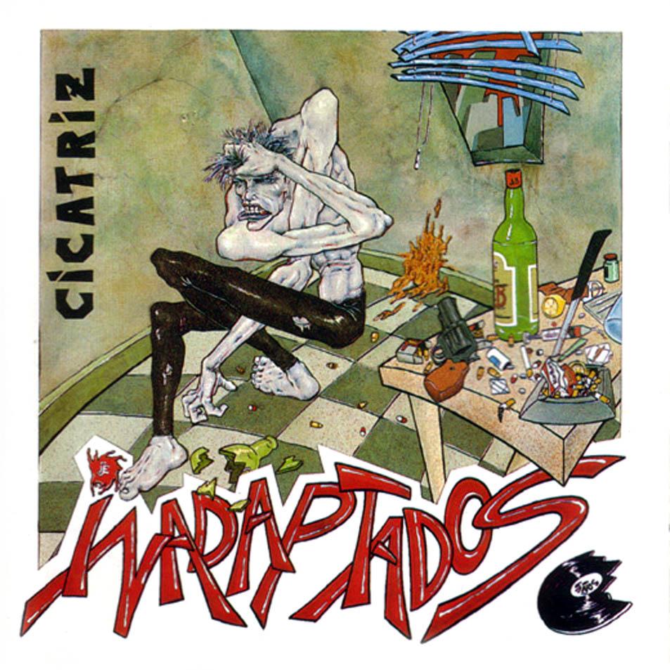 portada del album Inadaptados