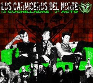portada del album 13 Cuchilladas - 2º Acto