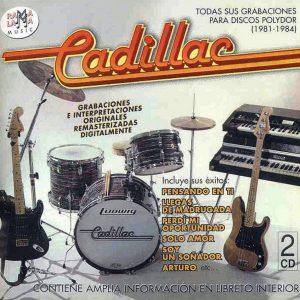 portada del disco Todas sus Grabaciones para Discos Polydor