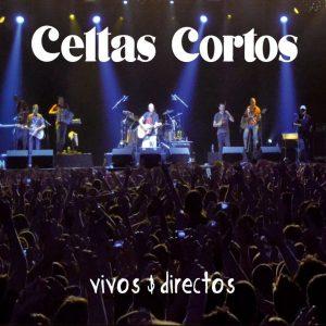 portada del disco Vivos y Directos