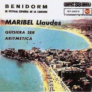 portada del disco Benidorm III Festival Español de la Canción